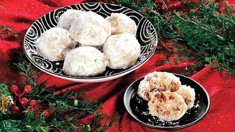 Roly Poly Cookies