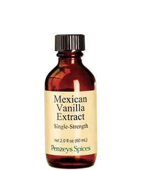 Vanilla Mexican
