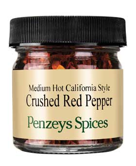 Crushed Red Peppers California