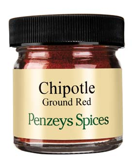 Chipotle Pepper Ground Red