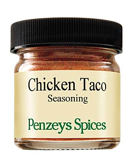 Chicken Taco Seasoning