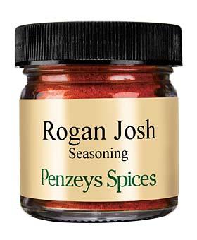 Rogan Josh Seasoning