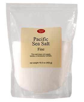Sea Salt Pacific