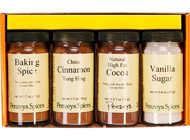 4 Jar Bakers' Assortment Gift Pack