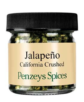 Jalapeno Peppers Crushed