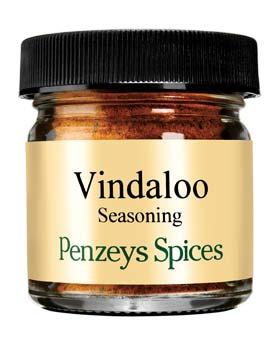 Vindaloo Seasoning