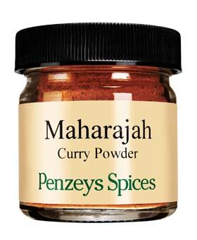 Maharajah Style Curry Powder