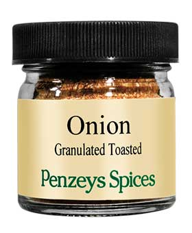 Onions Toasted Granulated