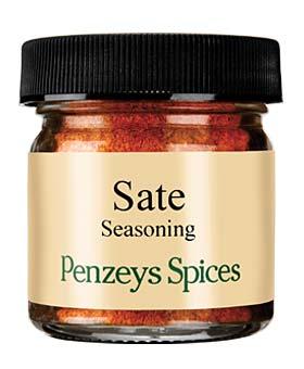 Sate Seasoning