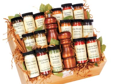 Spice Replacement Gift Crate