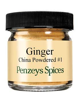 China Powdered #1 Ginger