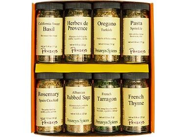 Herb 8 Jar  Gift Pack