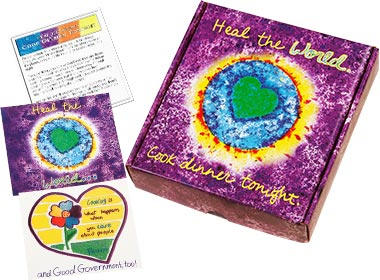 Heal the World Your Way Gift Box