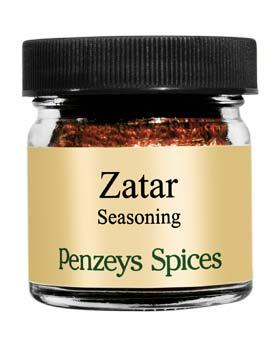 Spices At Penzeys Zaatar