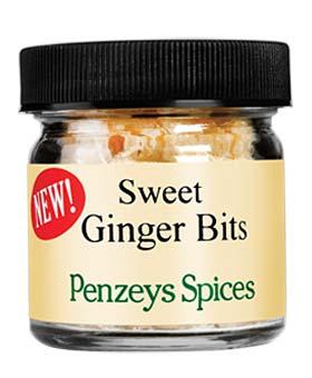 Ginger Sweet Bits