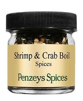 Shrimp and Crab Boil Spices