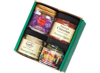 Mini Gift Box - Original (Green)